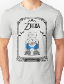 Zelda legend Blue potion Unisex T-Shirt