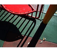 Playground Abstract Photographic Print