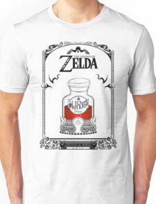 Zelda legend Red potion Unisex T-Shirt
