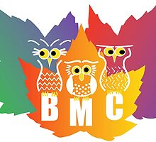 BMC Autumn Owls by ArtWithDogBMC