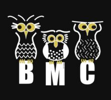 BMC owls in Black Kids Clothes