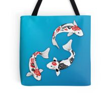 Fish carp koi (3) Tote Bag