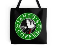 Ianto's Coffee Tote Bag