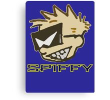 Spiffy Canvas Print