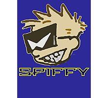 Spiffy Photographic Print