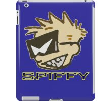 Spiffy iPad Case/Skin