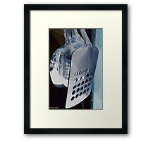Everyday Things! Framed Print
