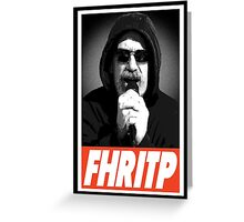 FHRITP Greeting Card