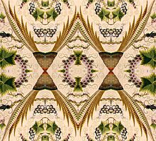 Harvest Mandala by Will Yoder