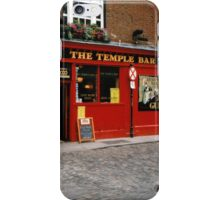 Temple Bar iPhone Case/Skin