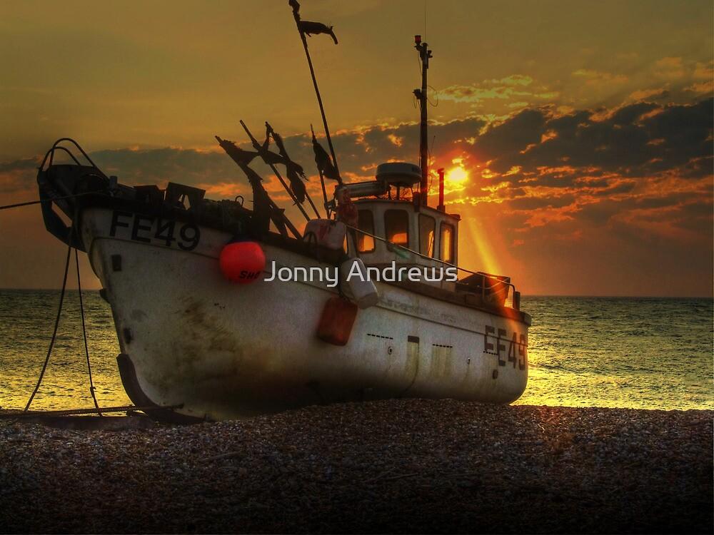 High & Dry by Jonny Andrews