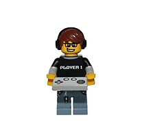 LEGO Gamer by jenni460