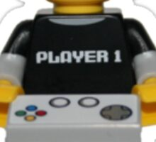 LEGO Gamer Sticker