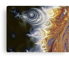 the planets Canvas Print