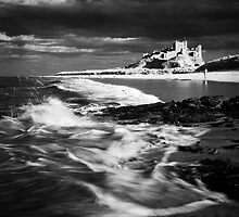 Bamburgh Castle on SFX by Chas Bedford