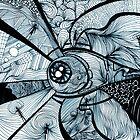 Mundos simultáneos by Jorge Letona
