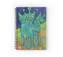 Sadworld Spiral Notebook