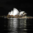 Opera by night by Stephanie Stengel | stelonature photography