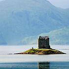 Castle Stalker by Chas Bedford