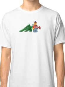 LEGO Lumberjack with a Tree Classic T-Shirt