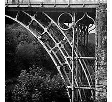 Ironbridge detail Photographic Print