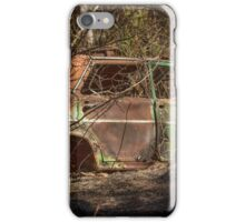 Burnt out EH Holden iPhone Case/Skin