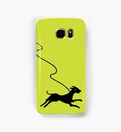 Off Leash Samsung Galaxy Case/Skin