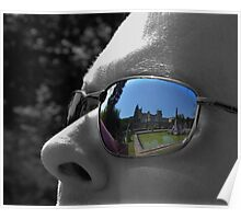 I see Blenheim Palace! Poster