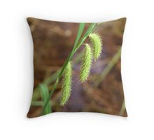 PA Wild Grasses Throw Pillow