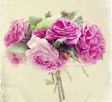 Jennifer's Roses II by Helen Rushbrook