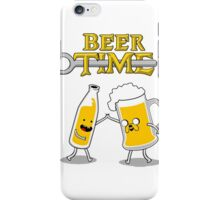 Time For Beer iPhone Case/Skin