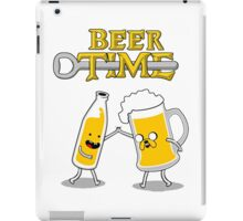 Time For Beer iPad Case/Skin
