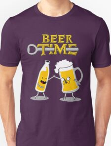 Time For Beer T-Shirt