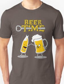 Time For Beer Unisex T-Shirt