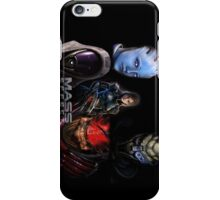 Mass Effect crew iPhone Case/Skin