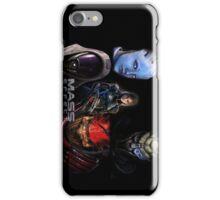 Mass Effect crew iPhone Case/Skin