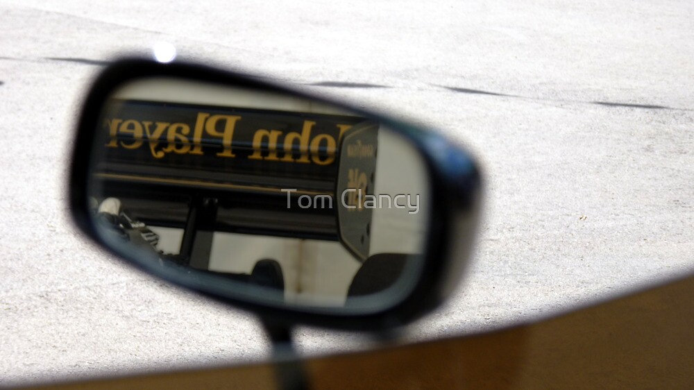 'Looking Back' - Aryton Senna by Tom Clancy