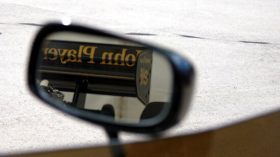'Looking Back' - Aryton Senna by Tom Clancy