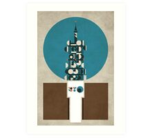 Birmingham BT Tower Art Print