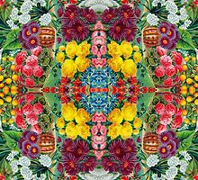Floral Remix 5 by Will Yoder