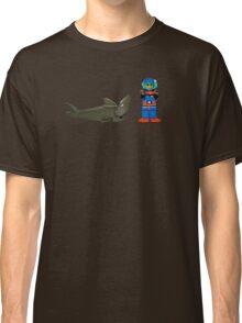 LEGO Diver & Shark Classic T-Shirt