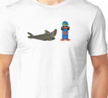 LEGO Diver & Shark Unisex T-Shirt