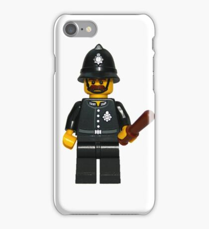 LEGO Police Constable iPhone Case/Skin