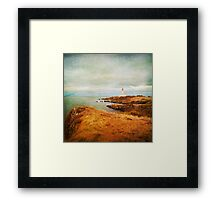 Turnberry Lighthouse Framed Print