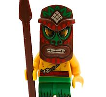 LEGO Island Warrior by jenni460