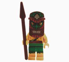 LEGO Island Warrior Kids Tee