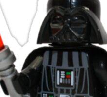 LEGO Darth Vader Sticker