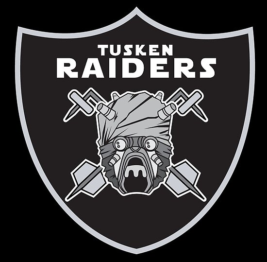 TUSKEN RAIDERS logo by omar305