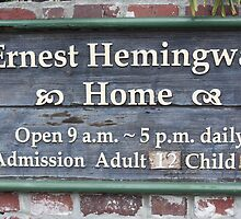 Ernest Hemingway Home by Misunderstood24