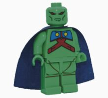 LEGO Martian Manhunter One Piece - Long Sleeve